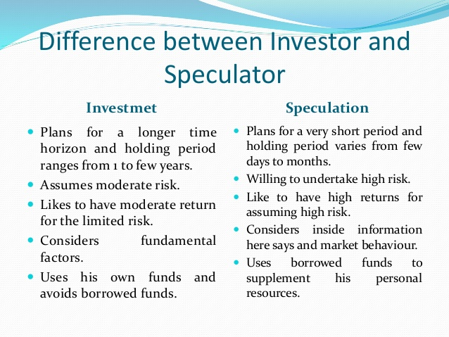 Difference between investment and speculation pdf reader vests to dress women catalogue